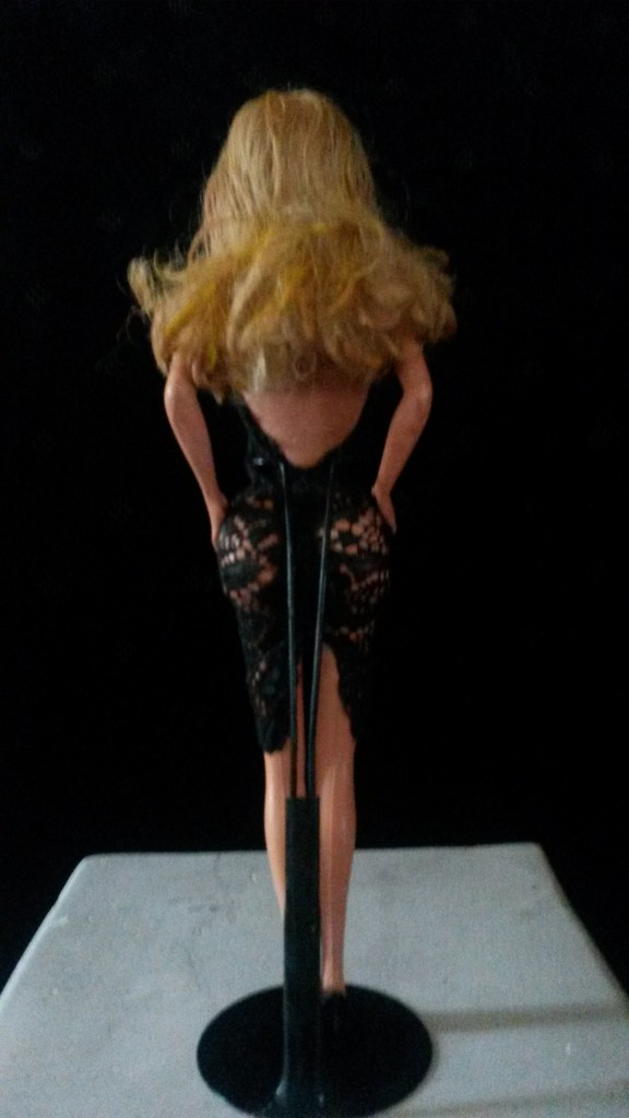 Botox and Plastic Surgery Barbie
