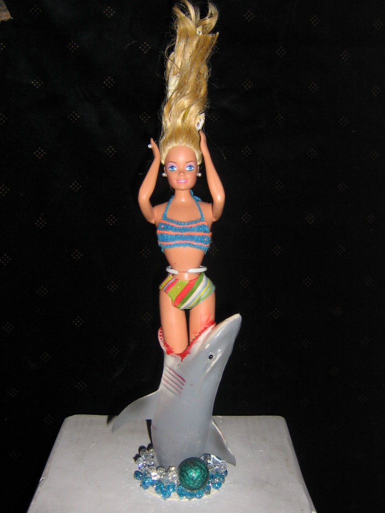 Jaws Barbie