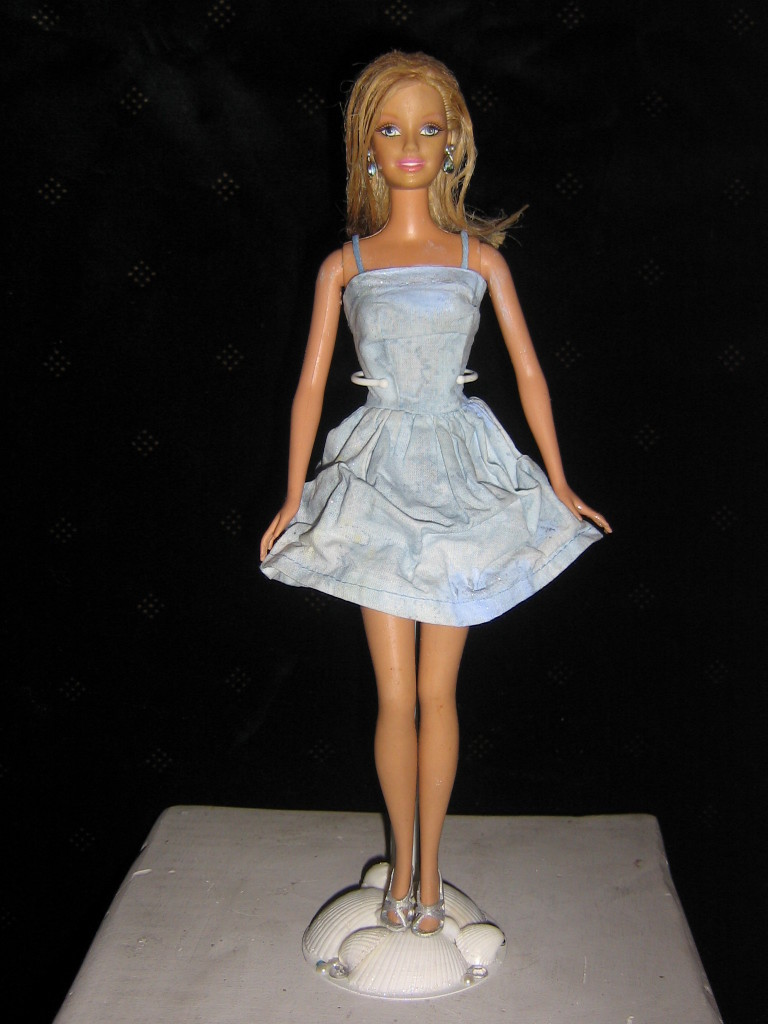 Bridesmaid Gwen Barbie
