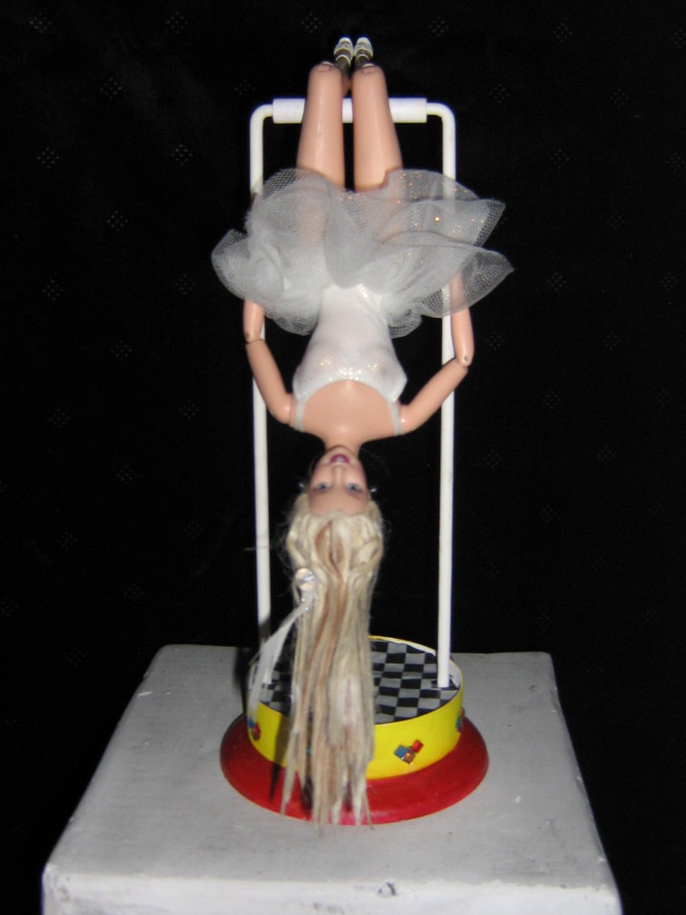 Trapeze Lady Barbie